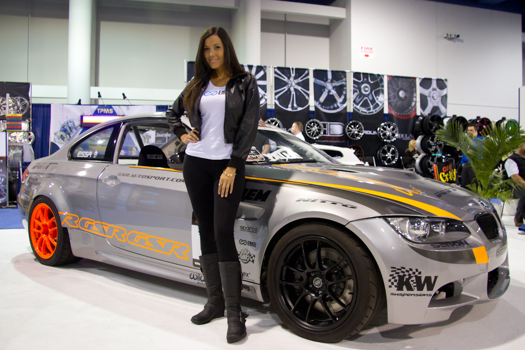 BMW 350R V10 Drift Car